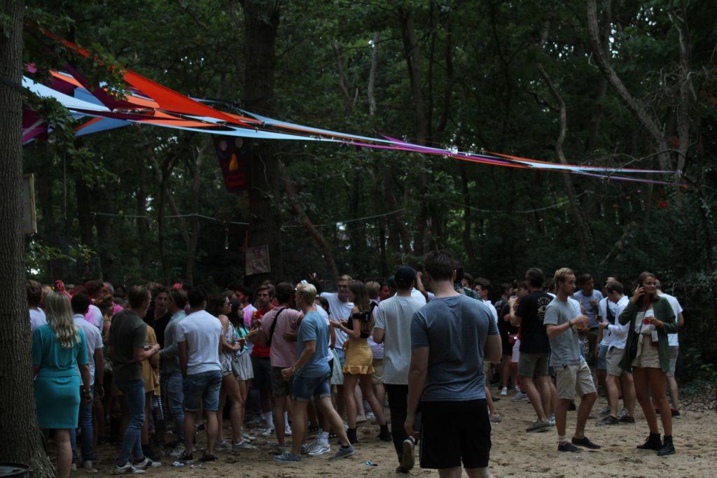 Galerij Forest Rave 3.0